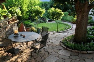 Landscaping design in Oklahoma City