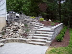 Hardscape To Patio Pavers