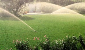 Irrigation Sprinkler Systems in Oklahoma