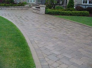 Brick Patio Paver Mustang, OK