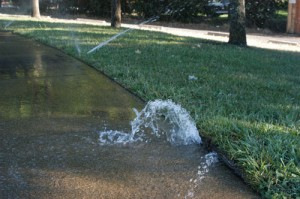 Sprinkler System Maintenance McCloud, OK