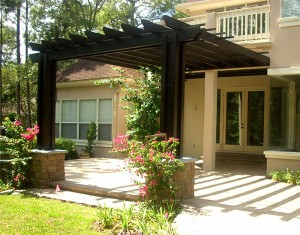 Mustang Pergolas and Arbors