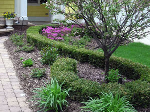 spring landscaping Washington Oklahoma
