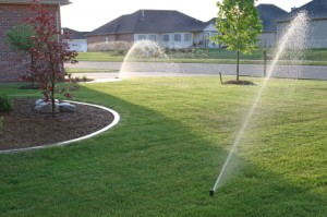 Irrigation System Lexington