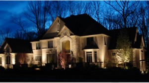 Pink OK Landscape Lighting