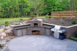 outdoor patio design in Bridge Creek Oklahoma