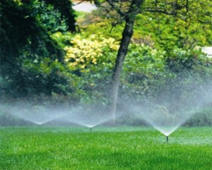 sprinkler irrigation systems Edmond oklahoma