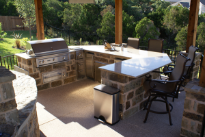 Outdoor Kitchens The Village Oklahoma
