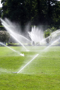 sprinkler systems in Shawnee Oklahoma