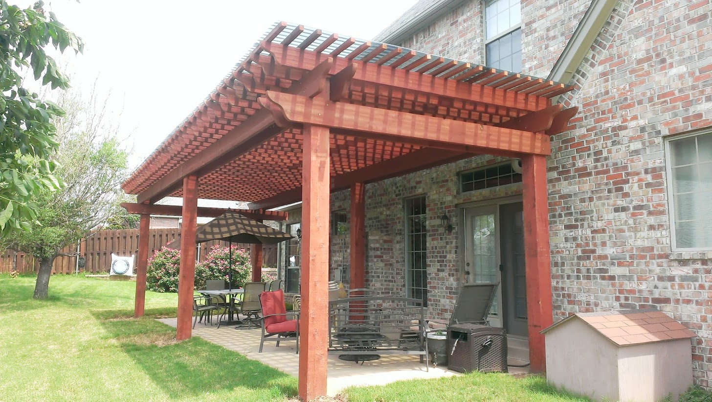 Riemer and Son - Pergola in Oklahoma City