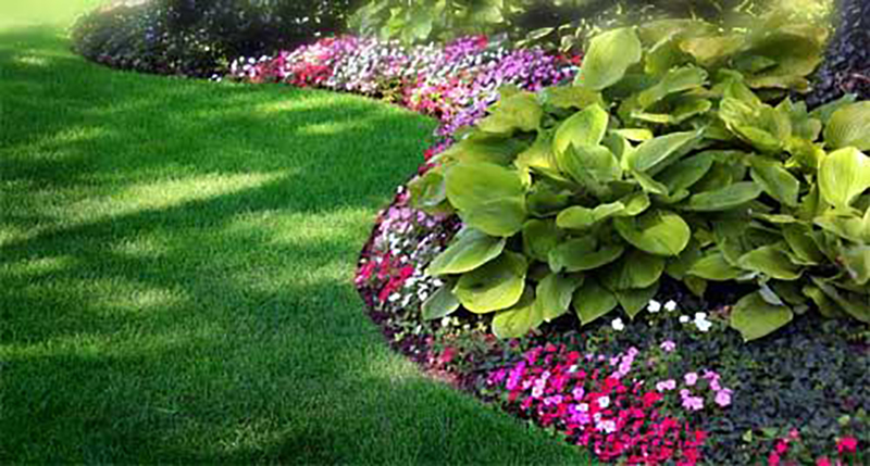 Good Spring Landscaiping In Midwest City